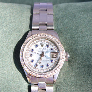 Women's Rolex Oyster Perpetual Datejust